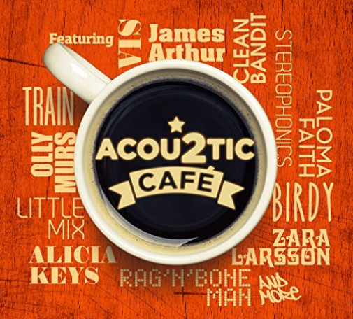 Various-Acoustic Cafe 2 CD NEUF