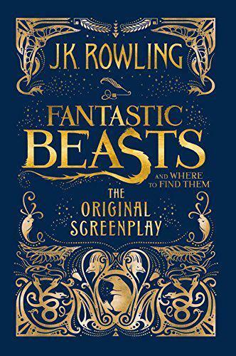 Fantastic Beast & Where to Find Them Lp (Dyslexic Readers Large Print) by Rowlin