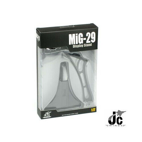 JC wings 1//72 aircraft model display stand mig29 meter 29 witty HM available