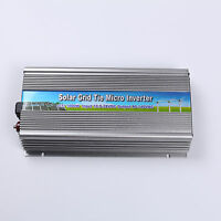 1000w Solar Micro Grid Tie Inverter Adapter For Solar Home System Mppt Function