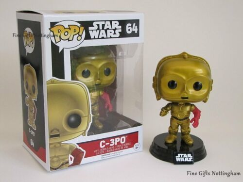 Star Wars Funko Pop Vinyls The Force Awakens Action Figures Episode VII
