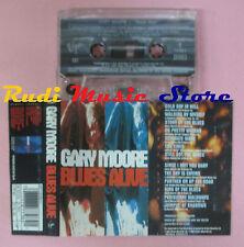 MC GARY MOORE Blues alive 1993 italy VIRGIN 0777 7 87798 4 1 cd lp dvd vhs