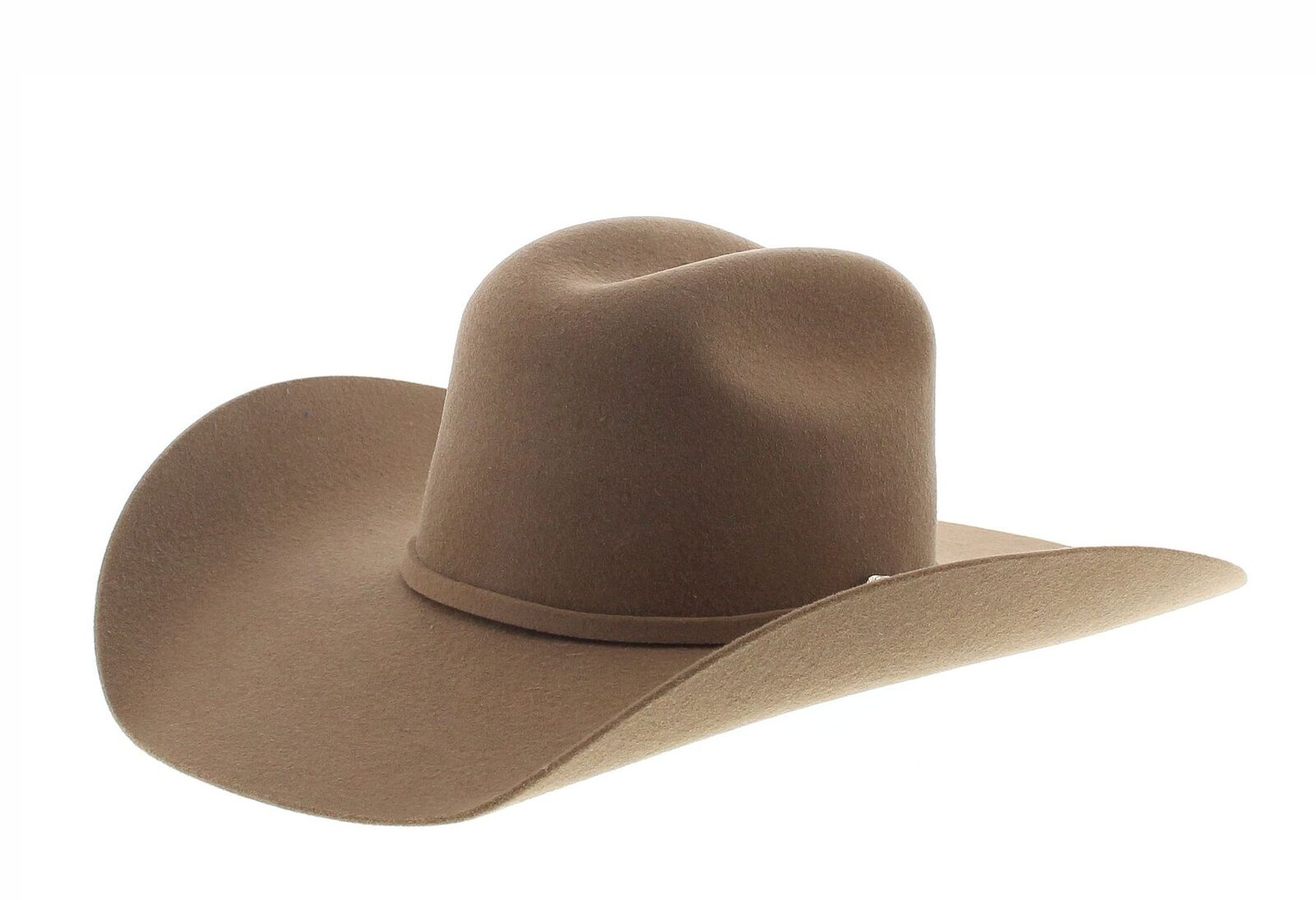 Justin Hats jf0330 Denton II Fawn señores sombrero vaquero marrón vaquero wollhut