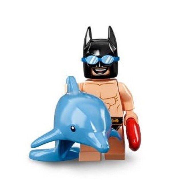 Lego Figurine-BatFemme Series 2-Maillot de bain BatFemme & Dolphin New & Sealed | De La Mode