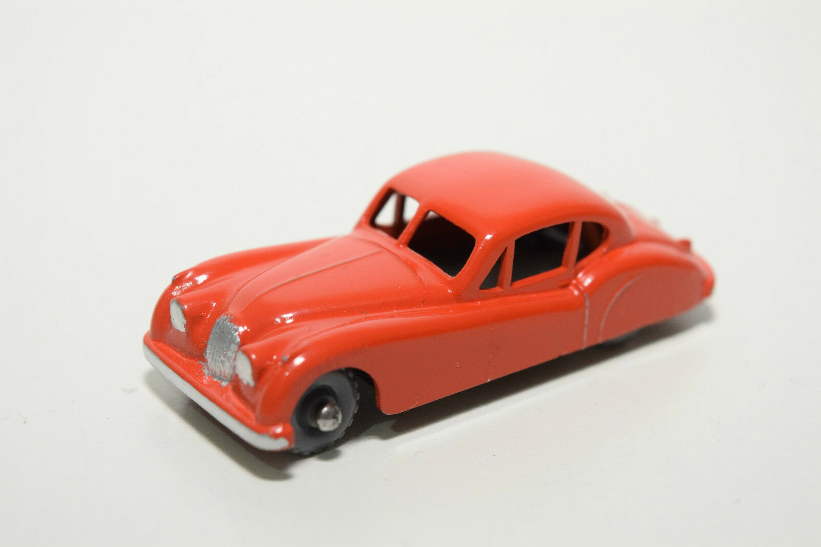 MATCHBOX LESNEY 32 JAGUAR XK140 XK 140 rojo VN MINT CONDITION RARE SELTEN RARO