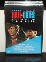 Daryl Hall & John Oates Video Collection 7 Big Ones (dvd) Maneater, Family Man,