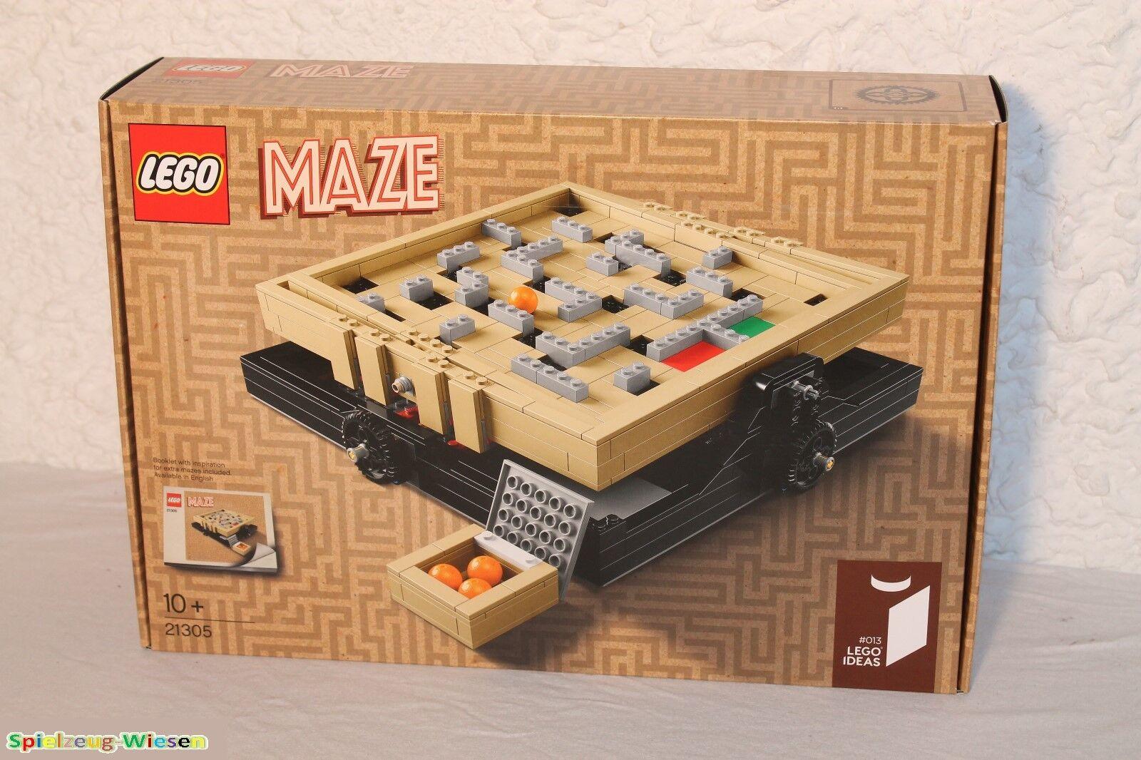 LEGO® IDEAS 21305 Maze - NEU & OVP -