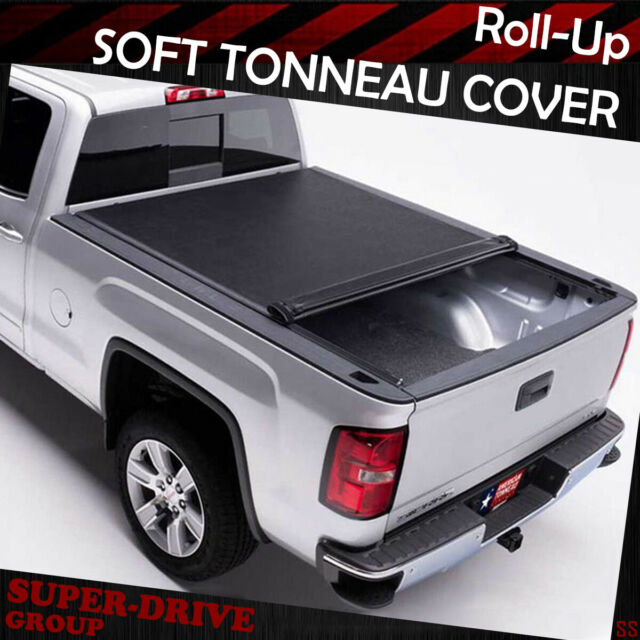 Roll Up Tonneau Cover For 2009 2018 Dodge Ram 1500 6 4 Ft Bed Lock Tonneau Cover For Sale Online Ebay