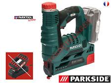 Parkside PAT 20-Li A1 20V Cloueuse-agrafeuse sans Fil