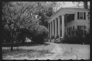 Old Plantation Home near Eutaw,Alabama,AL,Greene County ...