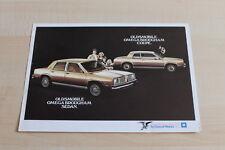 146387) Oldsmobile Omega Coupe Prospekt 198?
