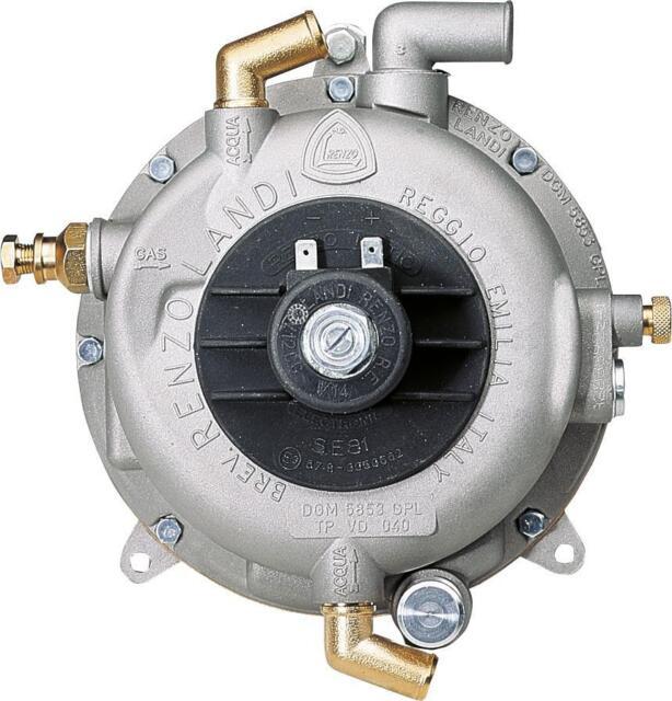 LPG Verdampfer Landirenzo Landi Renzo SE81 Landirenzo bis 100 KW Code 536001000