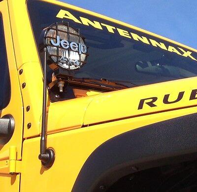 "AntennaX Off-Road (13"") ANTENNA for 2007 thru 2017 Jeep Wrangler JK"