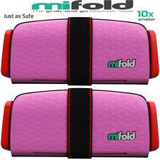 item 3 mifold 2pack mf01uspnk grabandgo car booster seat perfect pink mifold 2pack mf01uspnk grabandgo car booster seat perfect pink
