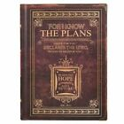 Journal Classic Brown I Know the Plans by Christian Art Gifts (Hardback, 2015)