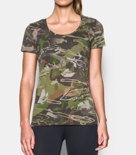 LARGE UNDER ARMOUR Women/'s UA Threadborne Early Season Hunting Shirt NWT Size