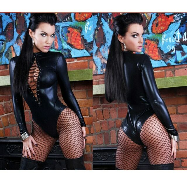 Sexy And Erotic Fetish Leather Clothing For Bdsm