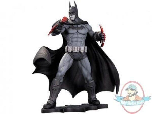 Batman Arkham City Batman Statue Dc Collectibles Damaged 31