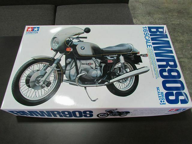 Tamiya 1 6 Bmw R90s Motorcycle Model Bike Kit For Sale Online Ebay