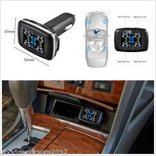 Autos Off-Road TMPS Tire Pressure Monitor System & 4*Enternal Sensors & USB Port