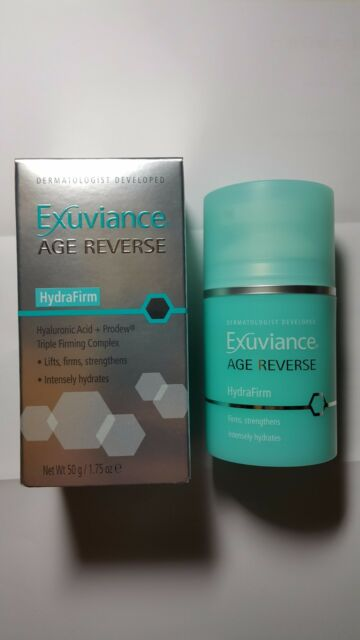 Exuviance Age Reverse HydraFirm 50g / 1.75 oz. *NEW IN BOX* FREE SHIPPING