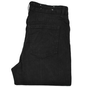 684ba7e681d0 Acne Studios Jeans women Skin 5 Lacey Black Denim Pants Size 29 32 ...