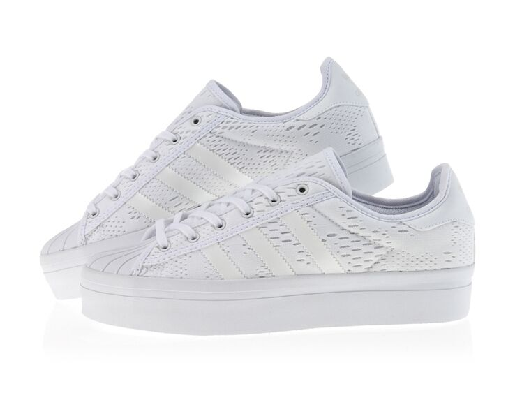 NEW ADIDAS SUPERSTAR RIZE W Price reduction ADIDAS ORIGINALS CASUAL SHOES SNEAKERS