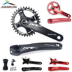 104BCD-MTB-Bike-Crankset-BB-170mm-Crank-Narrow-Wide-Chainring-Bottom-Bracket