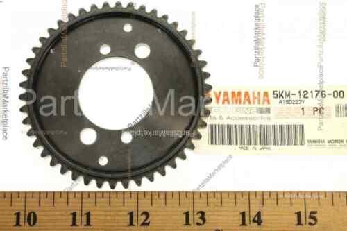 Yamaha 5KM-12176-00-00 - SPROCKET  CAM CHAIN