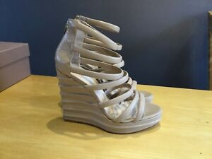 Castana Bionda Wedge Size 5 38 Uk Sandals q0qvWPxE