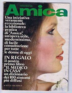 AMICA-N-4-1977-Liv-Ullmann-A-Delon-Nicol-Galfan-Anna-Marie-Bancod-Pat-McLaren