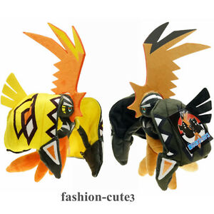 6e0e8840b79 Set of 2 pcs Shiny Tapu Koko New Pokemon Plush Toy Doll Stuffed ...