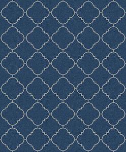Tapete-Designtapete-Schimmer-Ornamente-retro-Reptilprint-Eierschale-Blau