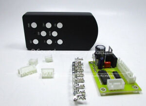 Montiert-jv11se-Remote-Motor-Potentiometer-Control-Board-Hifi-Do-it-yourself