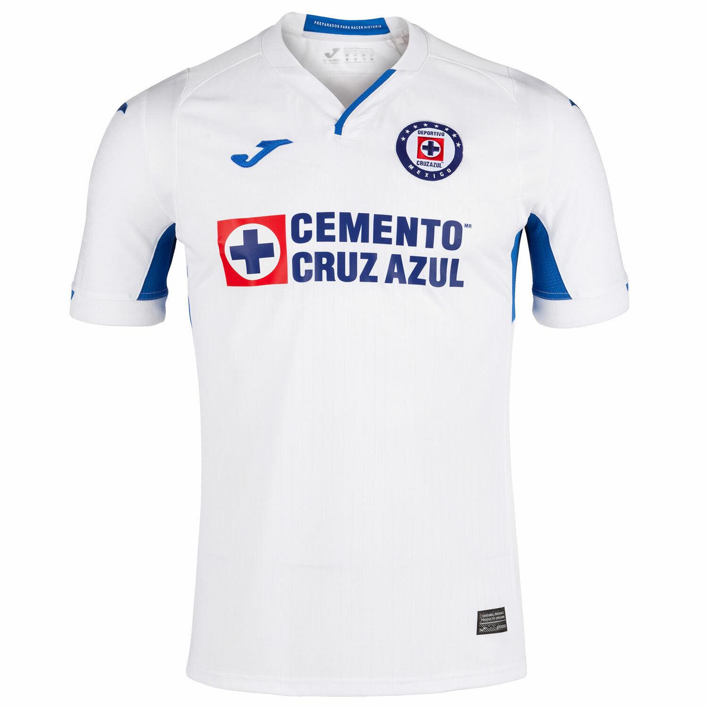 New  Club Deportivo Cruz blue Joma Away Jersey