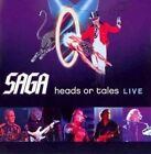 Heads or Tales Live 0826992021225 by Saga CD