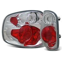 Cg Ford F-series Flare Side 01-03 Tail Light Version 2 Chrome on sale