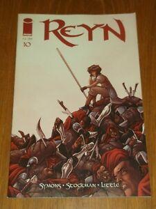 REYN #10 IMAGE COMICS NOVEMBER 2015
