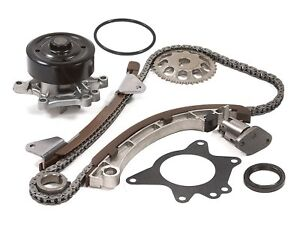 timing chain gear water pump kit for toyota 1zz fe 1 8l