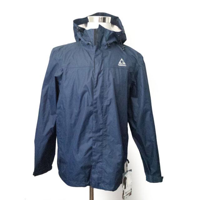 0c628dde39ea GERRY Men Size M Rain Jacket Light Coat Durable Keep Warm Storm WIndbreaker