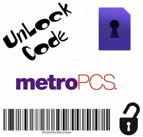 Official Metro PCS Device Unlock App  Alcatel Support Code Alcatel TRU OT-5065N