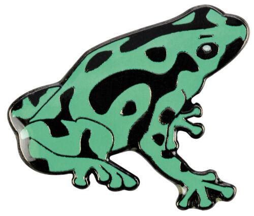Poison Dart Frog Green Lapel Pin