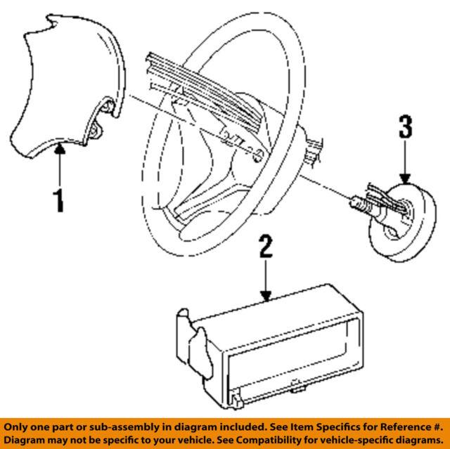 Buy Mopar Oem 5093329 Ab Air Bag Clockspring Online