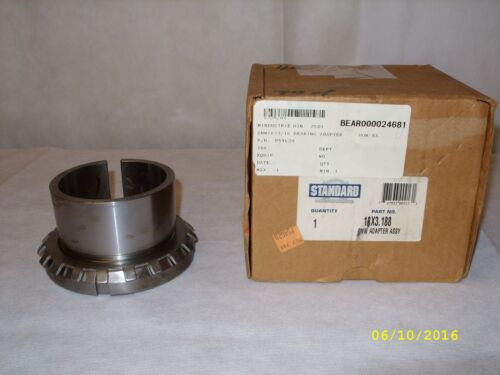 STANDARD BEARING SNW ADAPTER ASSEMBLY # 18X3.188 NOS