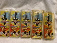 Disney Sounds Fun /'1991 MINNIE MOUSE/' Talking Time Watch
