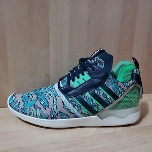 Men s ADIDAS ORIGINALS ZX 8000 Boost Floral size 11.5 Athletic Shoes ... 176c471e0