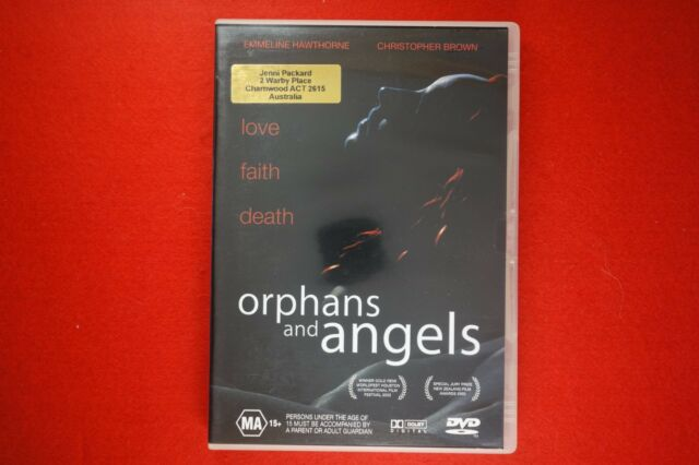Orphans and Angels - DVD - Free Postage !!
