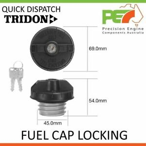 TRIDON New V8 LH LX 4.2L 5.0L Fuel Cap Locking For Holden Torana