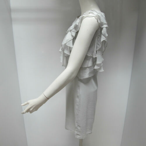 de S Robe européenne sans 1850 femme 2015 grigio Mod manches Col Eté 8057746946699 Culture Taille wPEqx4p5w