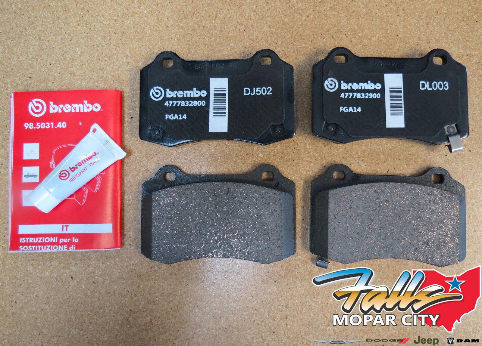 Disc Brake Pad Set-Semi Metallic Pads Rear MD666 fits 94-98 Jeep Grand Cherokee